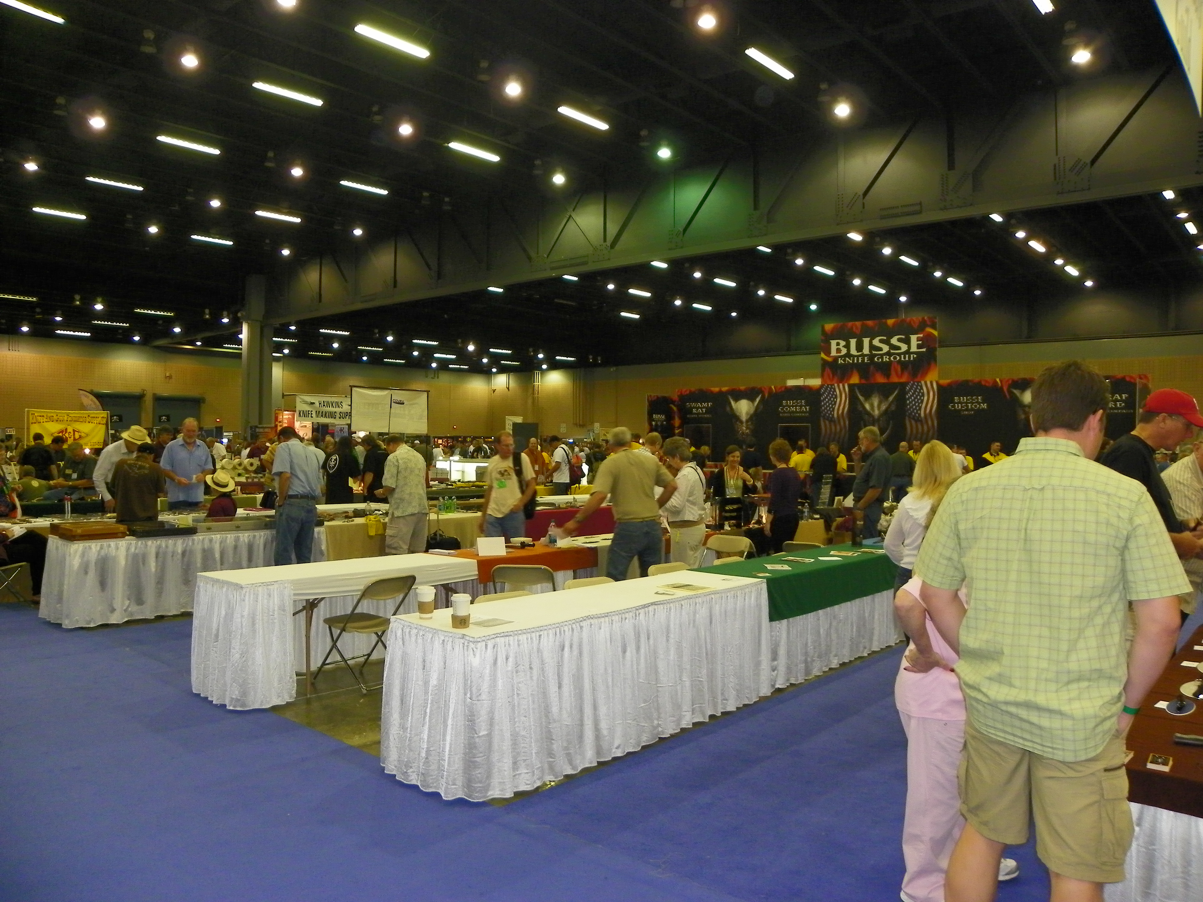 Cutting Edge Technology Debuted At The The Blade Show