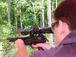 Crosman, Danny Carducci, Carducci Tactical, EPIC Outdoor Game Fair,