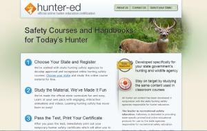 kalkomey, hunters-ed.com, hunters education, online hunter education course, be a safe hunter, hunters ed, hunter education class, hunters education card