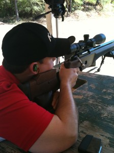 tikka master sporter, danny carducci, carducci tactical, best tikka rifle, best 308 rifle, nosler ammo, weaver scope, best reticle for hunting
