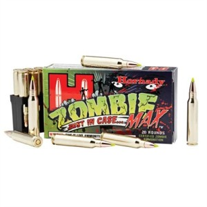 hornady zombie rifle ammo, hornady ammo, how to kill a zombie, zombie gun matches, halloween gun matches, the monster match, zombie head shot