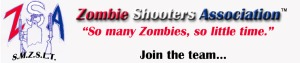 zombie shooters association, zombie matches, shooting zombies, how to shoot zombies, how to kil a zombie, zombie gun matches