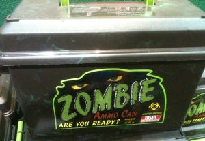 zombie ammo can, mtm case gard, ammo can, best ammo can, best ammo storage, zombie ammo, zombie products,