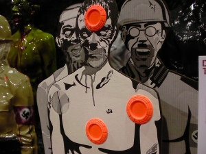 outbreak target, zombie industries, zombie targets,