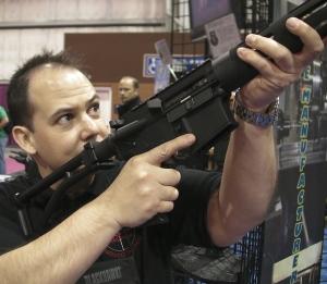 danny carducci, carducci tactical, olympic arms, ar-15 pistol