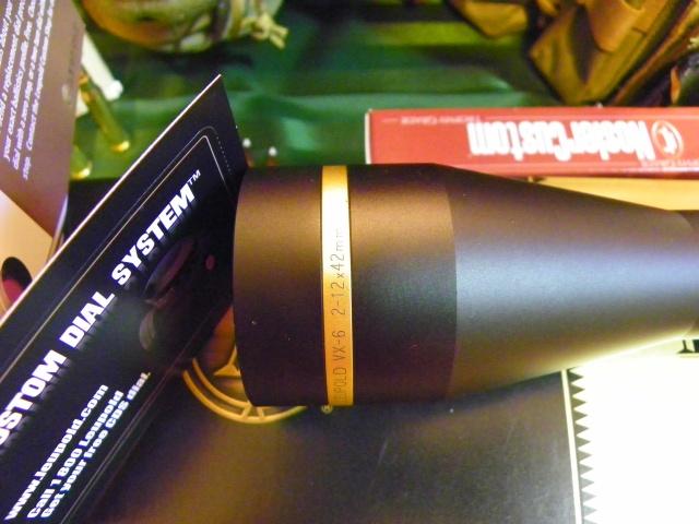 carducci tactical, danny carducci, amy carducci, leupold scope, new leupold scope, vx6 scope, vx-6 scope, leupold vx6 scope, best scope, best leupold scope