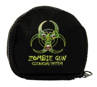 zombie gun, otis gun cleaning kit, zombie gun cleaning cut, zombie shooters, zombie shooters association, zombie gun matches,