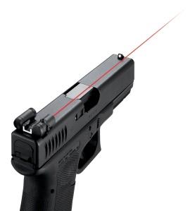 glock rear sight laser, rear sight laser, glock laserlyte