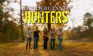debutant hunters, girls and guns, women hunters, woman hunter, amy carducci