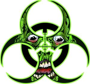 zombie logo, otis technology, gun cleaning kit, how to clean a gun, zombie gun kit