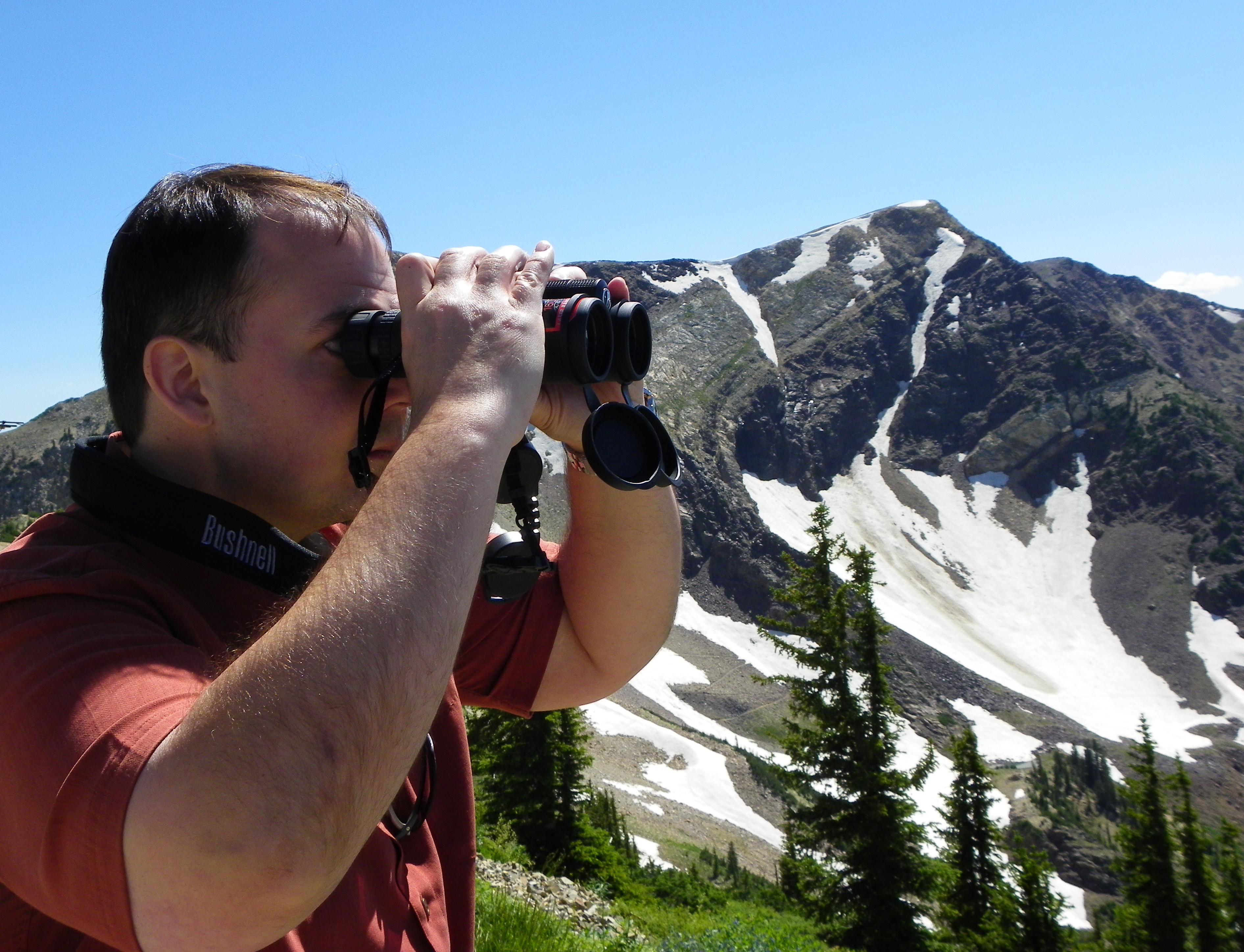 Rangefinder Binocular